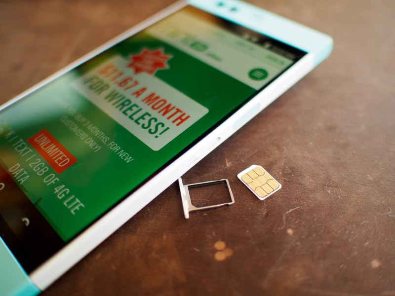 Monnaie Mobile SIM