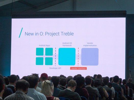 Google's Project Treble announcement