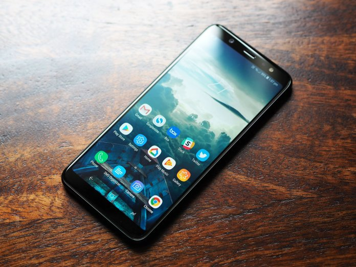Samsung Galaxy A6 Review One Step Forward Two Steps Back Android Central