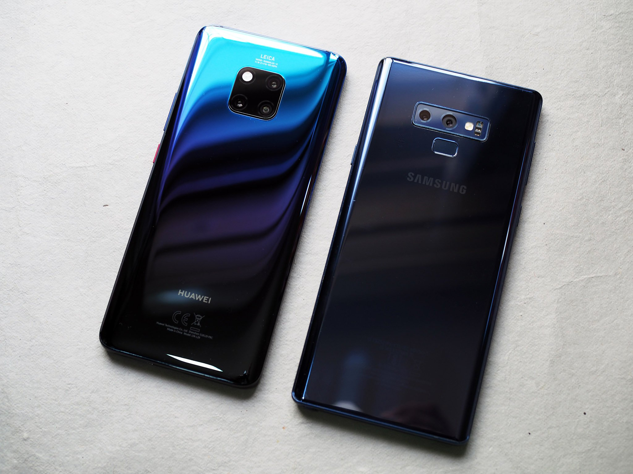 Huawei Mate 20 Pro vs. Samsung Galaxy Note 9: Which should you buy? | Android Central