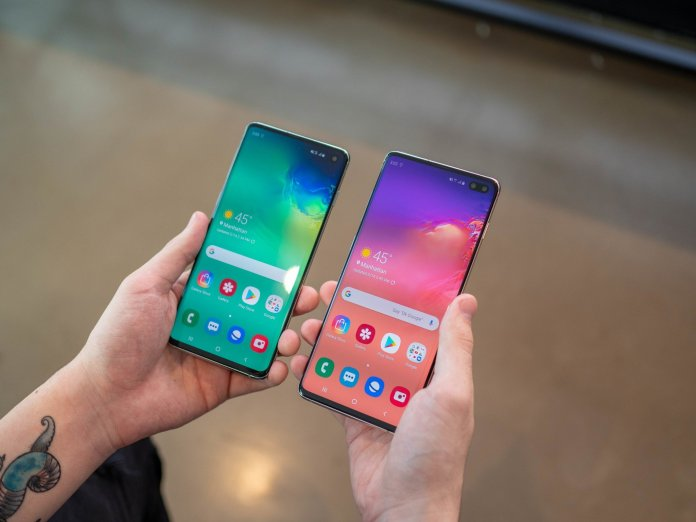 Heres an early look at Samsungs Android 10 beta