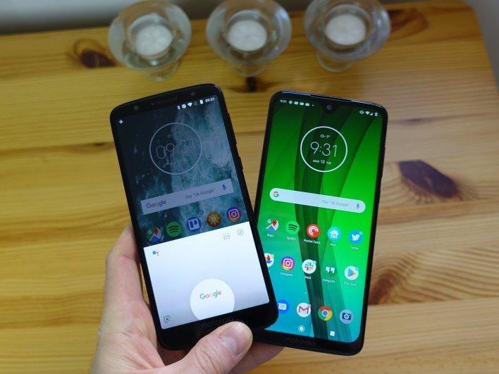 Moto G7 vs Moto G6: Devriez-vous passer à la version supérieure?