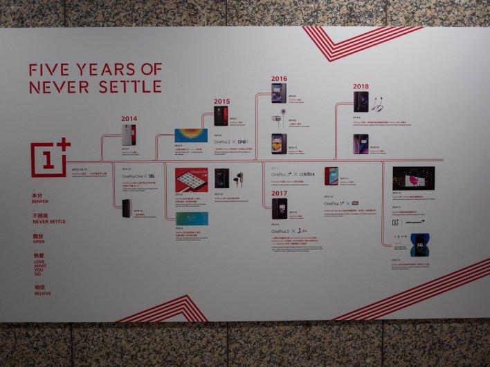 Dans le laboratoire photo de OnePlus