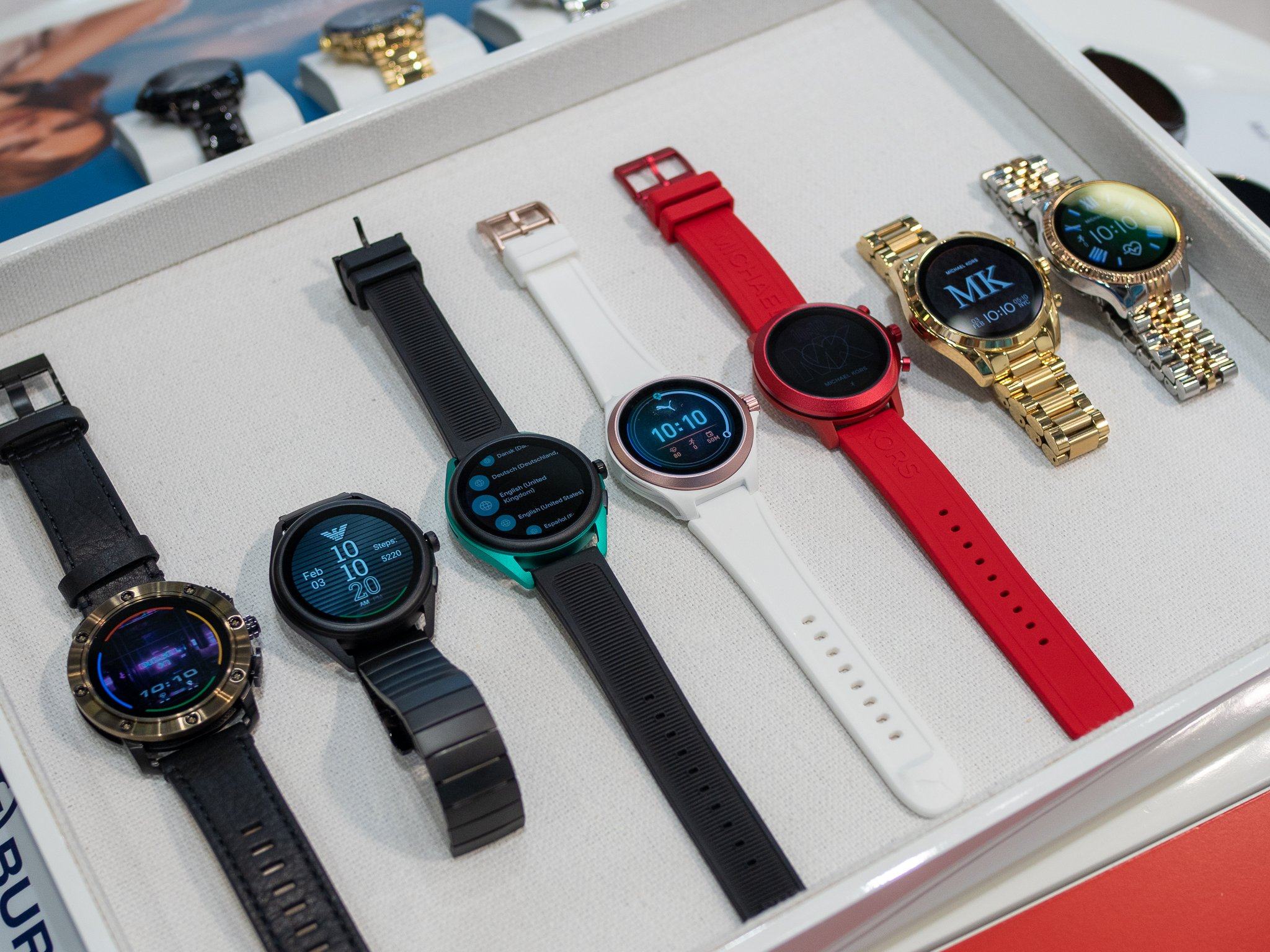 Fossil's Gen 5-based portfolio is an impressive display of smartwatch diversity | Android Central