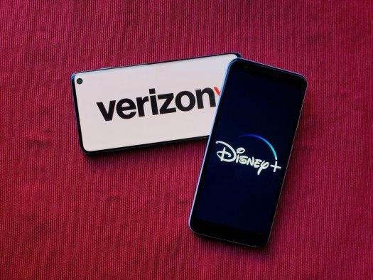Disney+ on Verizon