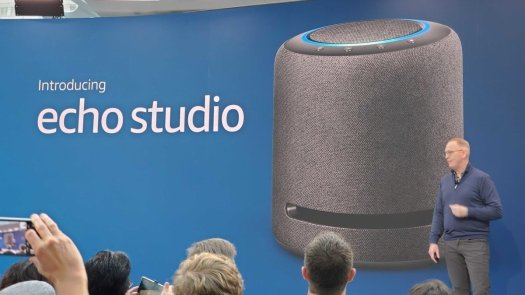 Echo Studio launch event