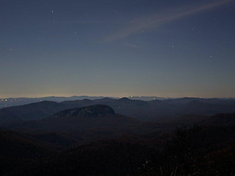 Google Night Sight Astrophotography mode photo