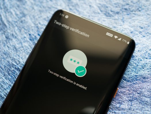 How to enable two-factor authentication in WhatsApp for Android