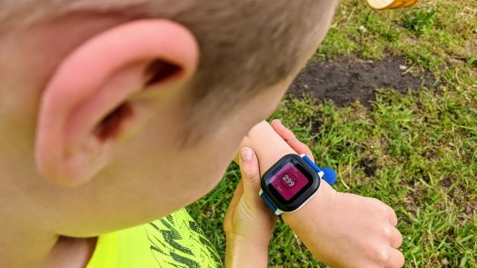 Gizmowatch 2 Lifestyle Hero Step Count