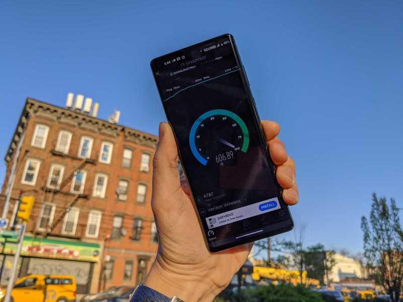 Motorola Edge Plus 5g Test