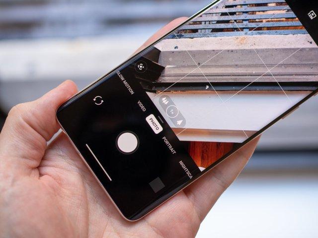 OnePlus 8 camera