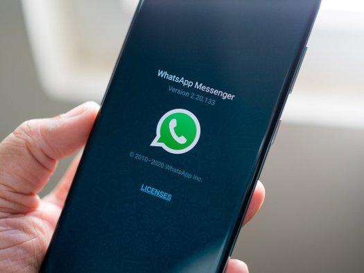 WhatsApp logo hero