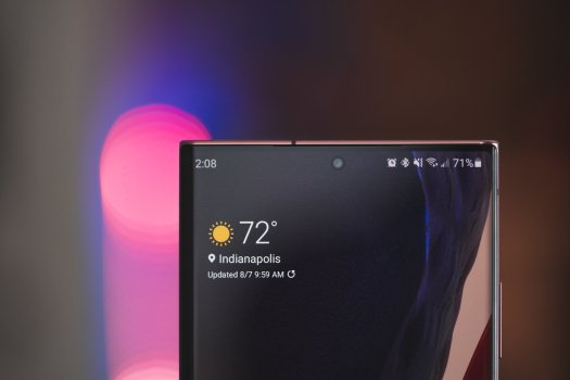 Galaxy Note 20 Ultra macro