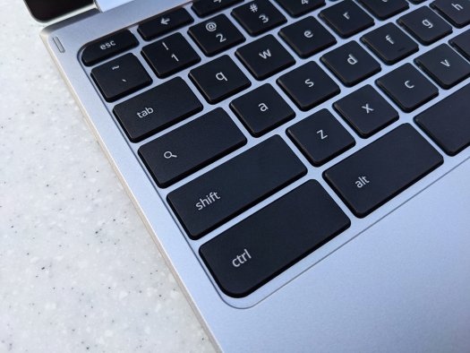 Acer Chromebook Spin 311 Search Key Caps Lock
