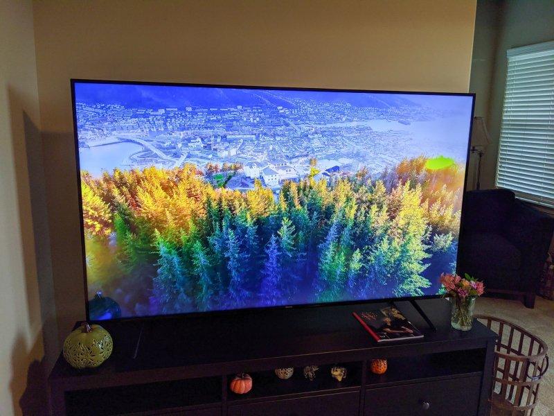 Hisense H65G Series TV Screensaver