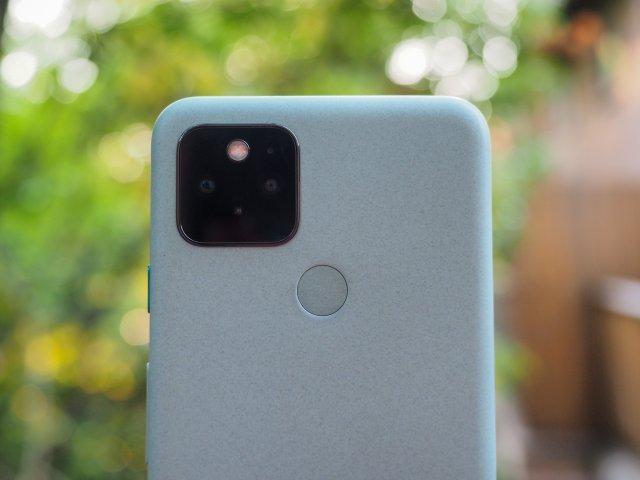 Google Pixel 5 Hands On