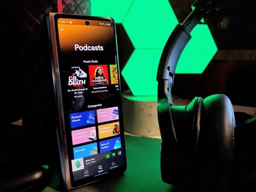 Spotify Podcasts Lifestyle