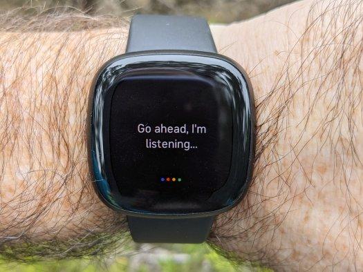 Fitbit Versa 3 Google Assistant
