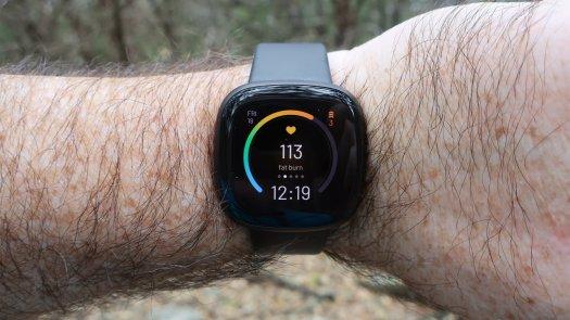 Fitbit Versa 3 Heart Rate