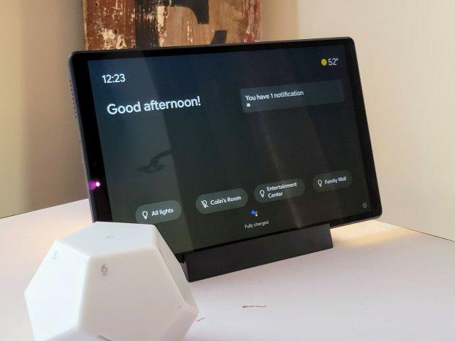 Lenovo Smarttab M10 Hd Lifestyle