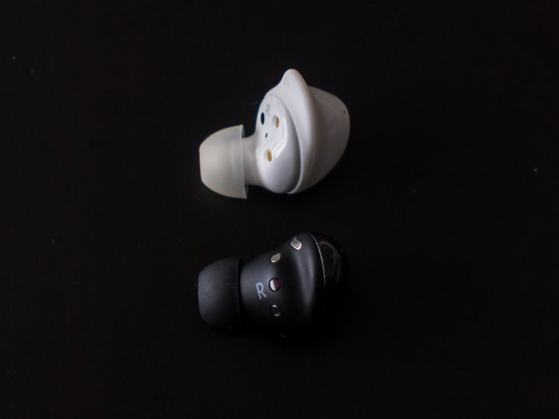 Samsung Galaxy Buds Pro And Buds Plus Size