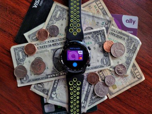 Ticwatch Pro 3 Wear Os Google Pay Lifestyle