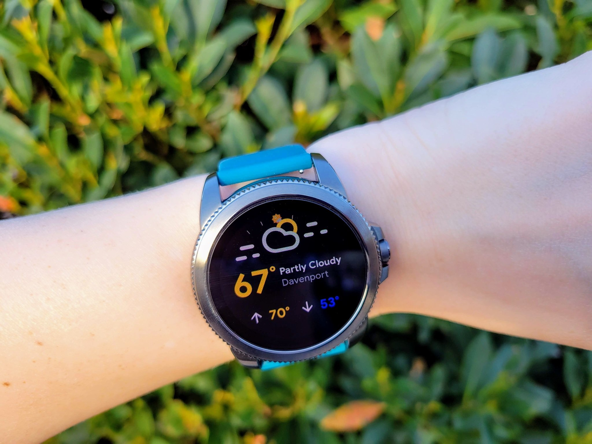 best fossil smartwatch 2021 android