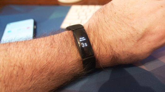 How To Factory Reset Fitbit Inspire 2 Step 3