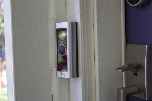 Ring Video Doorbell Pro 2 Side