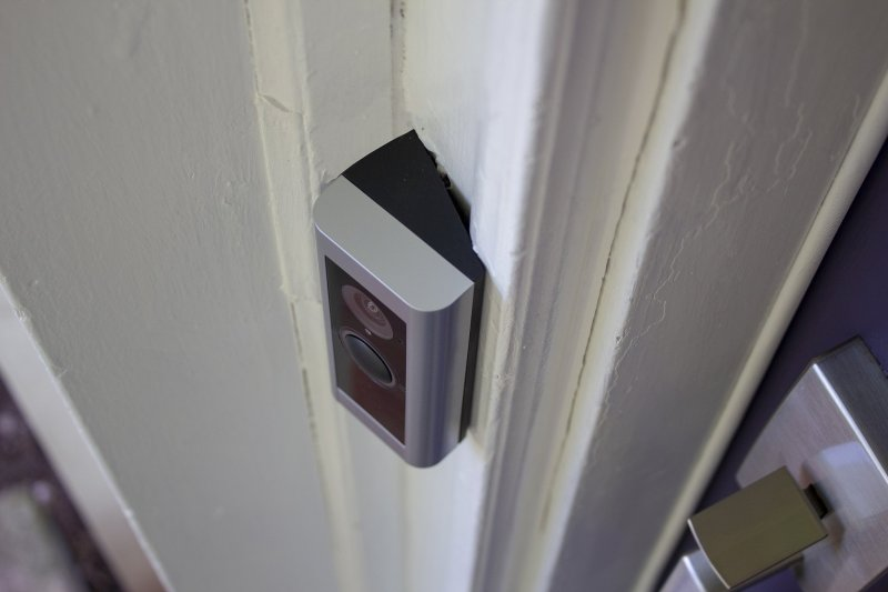 Ring Video Doorbell Pro 2 Top Angle