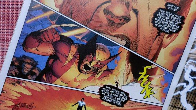 Wolverine Comic Ara