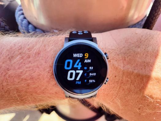 Ticwatch E3 Lifestyle