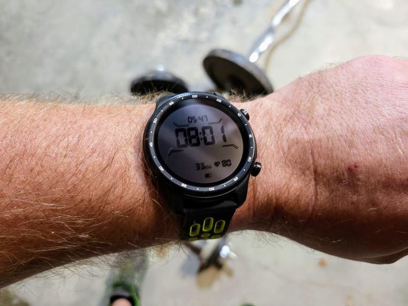 Ticwatch Pro 3 Ultra Gps Lifestyle