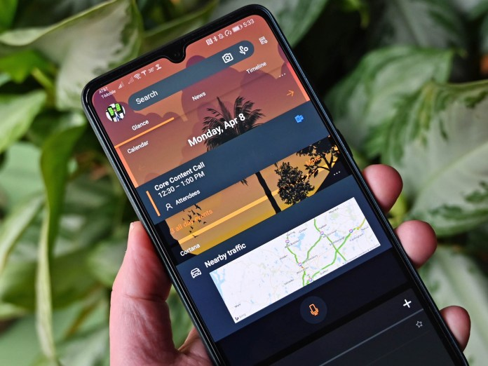 Microsoft Launcher now helps stay date replace for icons
