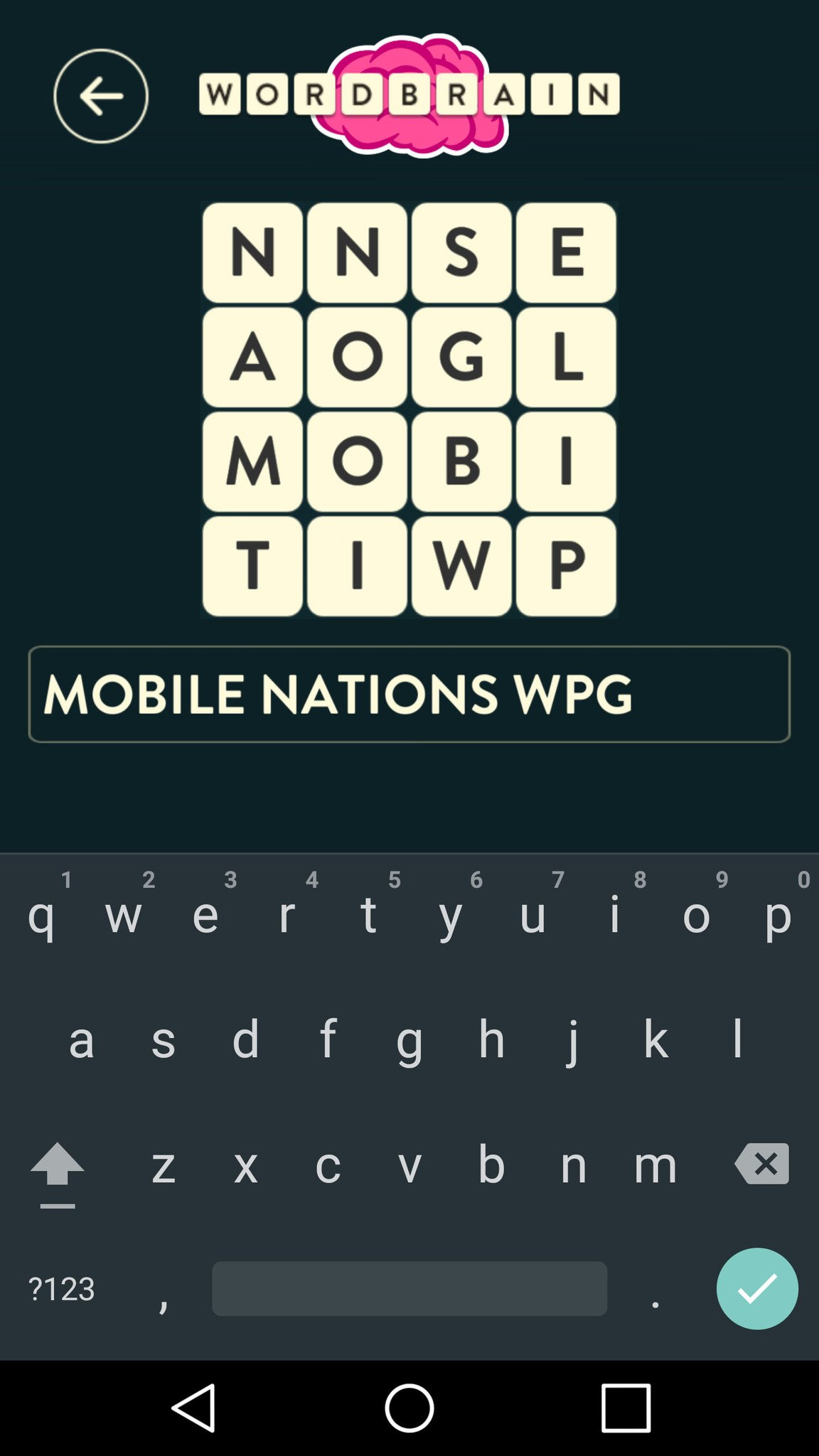 Best Word Games For Android Android Central