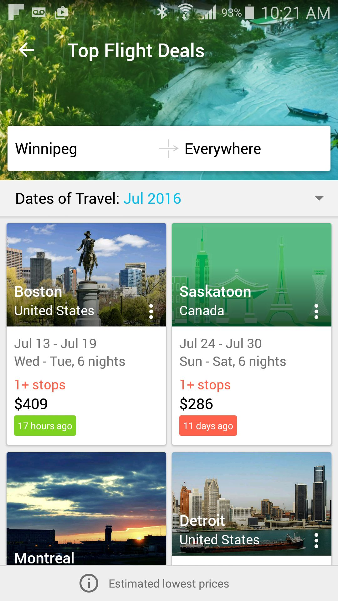 Best Travel Apps For Android Android Central
