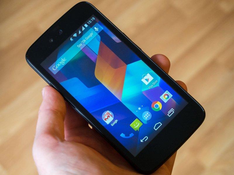 Original Android One phone