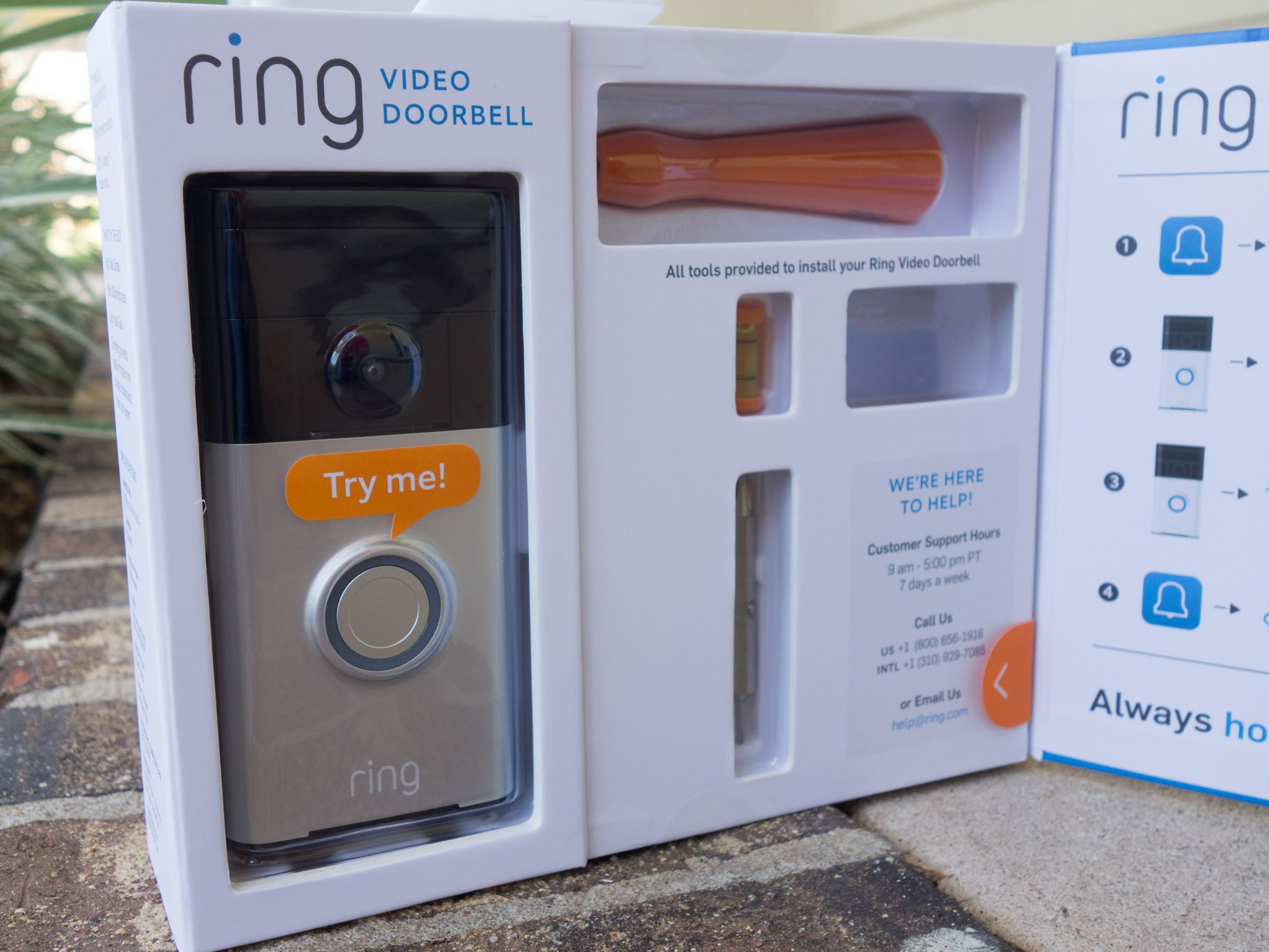 ring doorbell wiring diagram class for hotel reservation system review part 1 setting up a 199 connected