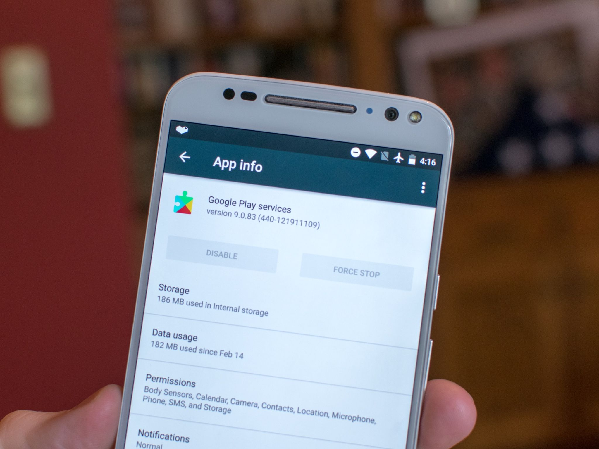 Google Play Services Android