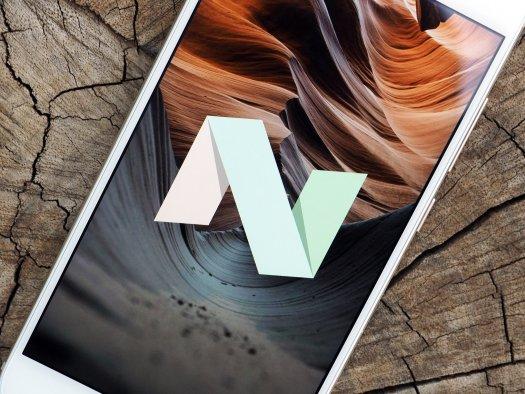Xiaomi Mi A1 Nougat