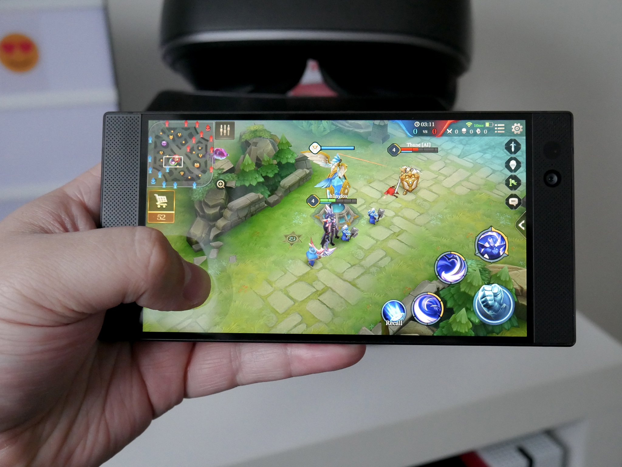 Arena Of Valor Brings Top Notch Moba Action To Android