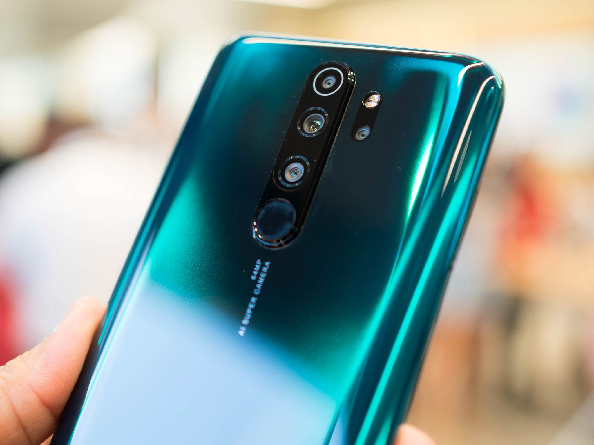 Redmi Note 8 Pro with 64MP camera, Helio G90T chipset debuts in ...