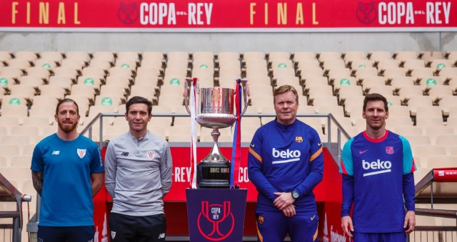 Athletic Bilbao vs Barcelona live stream: How to watch the Copa del Rey final online from ...