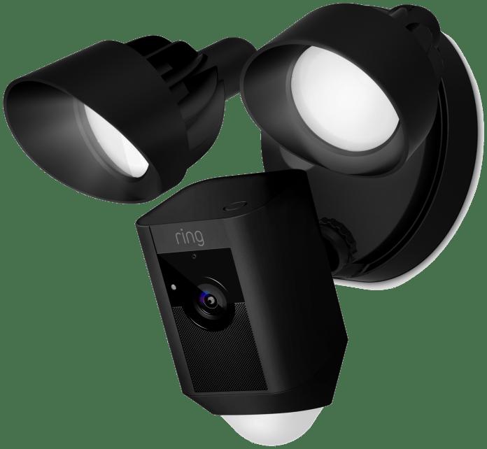 Ring Floodlight Cam official render