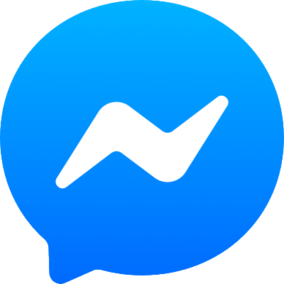 Facebook Messenger App Icon