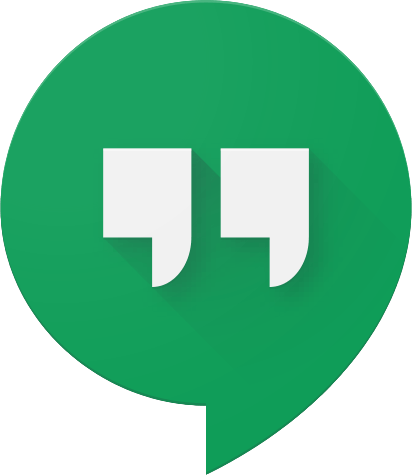 Hangouts App Icon Cropped