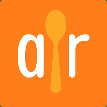 Allrecipes Dinnerspinner App Logo