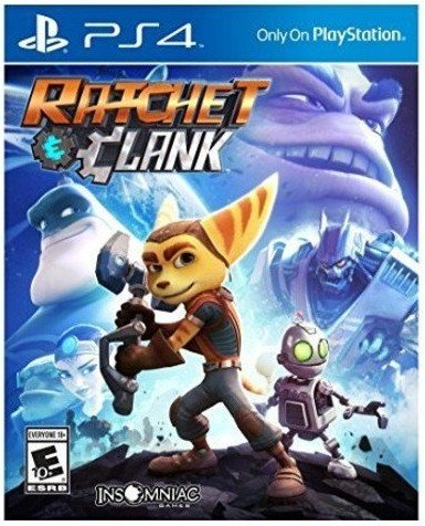 Ratchet And Clank Ps4 Reco Box