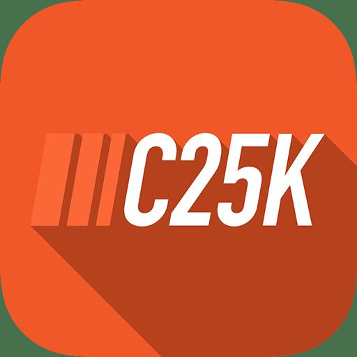 C25k Running Trainer App Icon