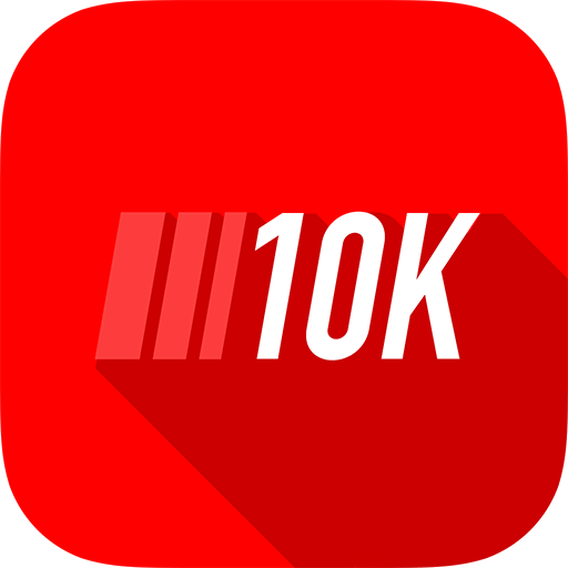 Couch To 10k Trainer App Icon